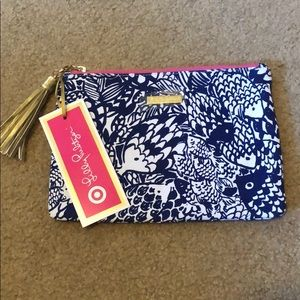 Lilly Pulitzer for Target Clutch BNWT